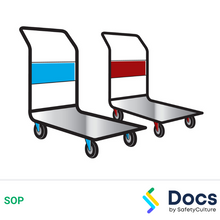 Hand Trolley SOP 60107-2