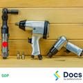 Pneumatic Tools SOP | Safe Operating Procedure