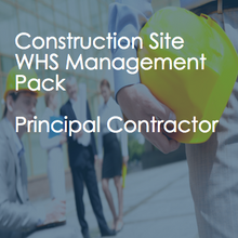 Construction / Subcontractors OHSE Management System (Victoria)
