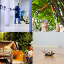 OHS - Cleaning-Gardening-Pest Control Occupational Health & Safety Management System 50138-3