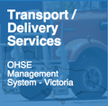 OHSE - Transport / Delivery Services