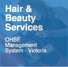 OHS - Hair / Beauty Occupational Health & Safety Management System 50139-3