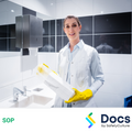 Cleaning - Public Restrooms SOP | Safe Operating Procedure