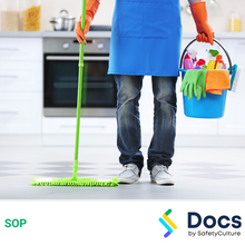 Cleaning (Private Residences) SOP 60077-2