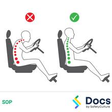 Driver Posture & Responsibilities SOP 60090-2
