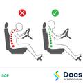 Driver Posture & Responsibilities SOP | Safe Operating Procedure