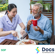 Personal Care (Meal Assistance) SOP 60176-2