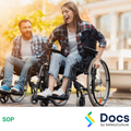 Wheelchair Operation (Occupied) SOP | Safe Operating Procedure