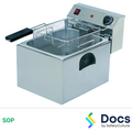 Deep Fryer SOP | Safe Operating Procedure