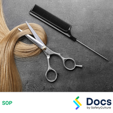 Hairdressing SOP 60104-2