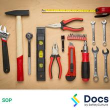 Hand Tools SOP 60106-2