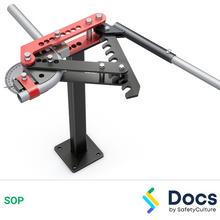 Pipe Bender SOP 60141-2