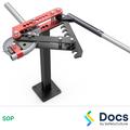 Pipe Bender SOP   Safe Operating Procedure