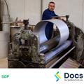 Sheet Metal Roller SOP | Safe Operating Procedure