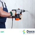 Hammer Drill SOP | Safe Operating Procedure