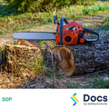 Chain Saw SOP | Safe Operating Procedure