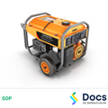 Generator (Portable) SOP | Safe Operating Procedure