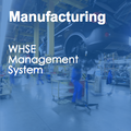 WHSE - Manufacturing