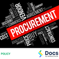 Environmental Sustainable Procurement Policy
