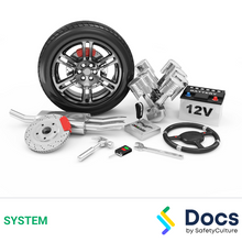 Motor Vehicle Retail & Services OHS Management System (NZ) 110202-3
