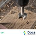Hinge Borer SOP | Safe Operating Procedure