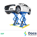 Vehicle Scissor Lift SOP | Safe Operating Procedure