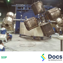Rotational Moulding Machine (Plastics) SOP 60070-2