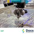 Waterjet Cutter SOP | Safe Operating Procedure