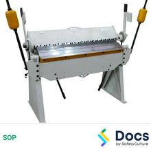Panbrake Folder SOP 60137-2