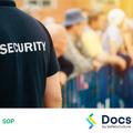 Security (Crowd Control) SOP | Safe Operating Procedure