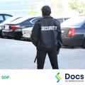 Security (Static Guard/Patrol) SOP | Safe Operating Procedure