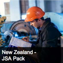 Job Safety Analysis (JSA) Pack NZ