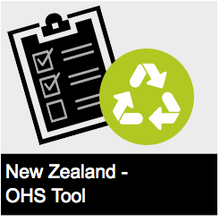 Environmental Hazard Audit Checklist - NZ