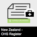 First Aid Worker Register - NZ (110524)