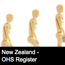 Hazardous Manual Handling Register - NZ