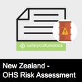 Hazardous Substances Risk Assessment Form