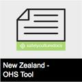 HSW Meeting Toolbox Talk Record - NZ