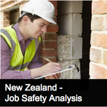 JSA - Job Safety Analysis Worksheet - NZ