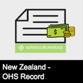 Purchasing Record - NZ (110545)
