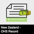 Purchasing Record - NZ (110545)