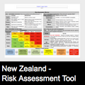 Risk Assessment Matrix - NZ (110549)