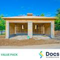 Shed/Garage Construction SWMS | Safe Work Method Statement Value Pack
