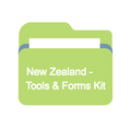 Tools & Forms Kit - NZ (110201)