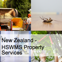 Property Services Pack HSWMS - New Zealand