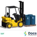 Forklift (Diesel/Petrol) SOP | Safe Operating Procedure