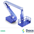 Elevated Work Platform (EWP) SWMS | Safe Work Method Statement