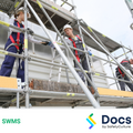 Heights (Fixed Scaffold) SWMS | Safe Work Method Statement