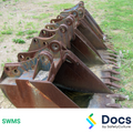 Mobile Plant (Attachments) SWMS | Safe Work Method Statement