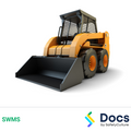 Bobcat/Skid-Steer Loader Operation SWMS | Safe Work Method Statement
