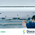 Air Conditioning Installation (Split Systems - New Construction) SWMS   Safe Work Method Statement